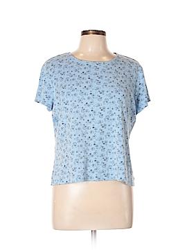 Croft & Barrow Short Sleeve T-Shirt Size L
