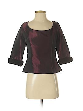 Chetta B Long Sleeve Blouse Size 6
