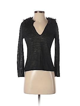 Giambattista Valli Silk Pullover Sweater Size 40 (IT)