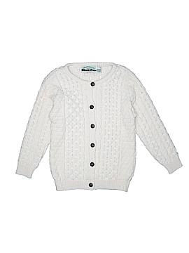 Aran Crafts Wool Cardigan Size 8 - 11