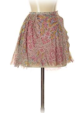 Cynthia Rowley for Marshalls Silk Skirt Size XS