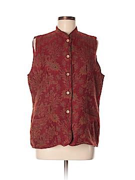 April Cornell Wool Cardigan Size M