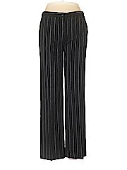 Emporio Armani Women Wool Pants Size 6