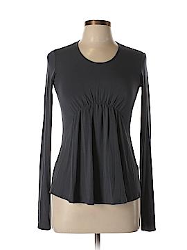 Emporio Armani Long Sleeve Top Size 6