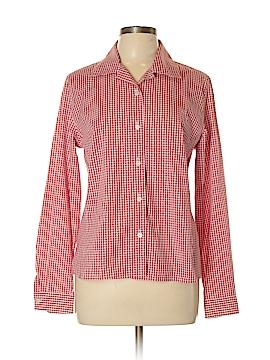 Pendleton Long Sleeve Button-Down Shirt Size 12
