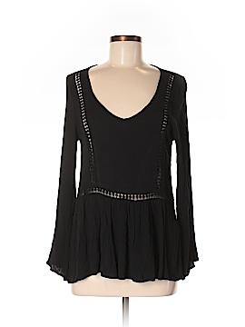 Vanilla Bay Long Sleeve Blouse Size M