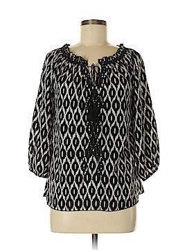 Joy Joy 3/4 Sleeve Blouse Size S