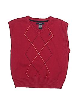Nautica Sweater Vest Size X-Large (Kids)