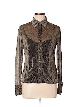 Cynthia Steffe Long Sleeve Blouse Size 10