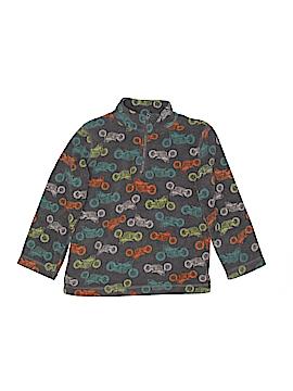 Garnet Hill Fleece Jacket Size M (Youth)
