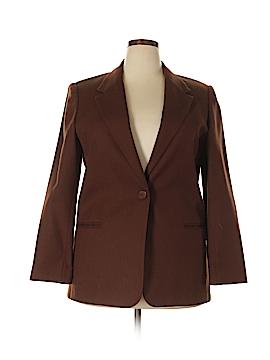 Sag Harbor Wool Blazer Size 16