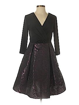 Alex Evenings Cocktail Dress Size 4 (Petite)