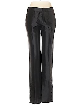 Roberto Cavalli Wool Pants Size 40 (IT)