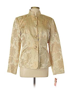 AK Anne Klein Silk Blazer Size 12