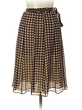 Uniform John Paul Richard Silk Skirt Size 10