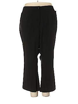 Catherines Dress Pants Size 30W Plus (Plus)