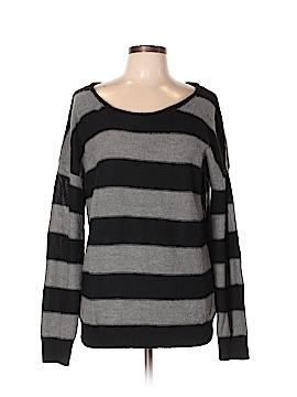 Aqua Pullover Sweater Size L