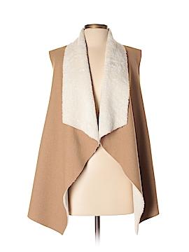 Splendid Faux Fur Vest Size S