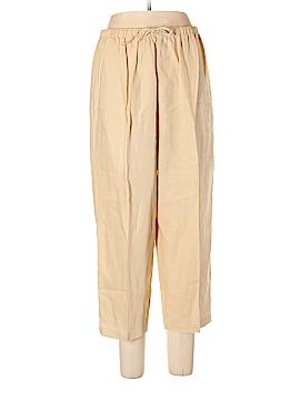 Bridgewater Studio Linen Pants Size 16