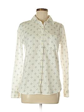 Prince & Fox Long Sleeve Button-Down Shirt Size S