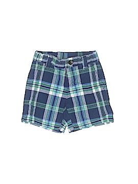 Janie and Jack Khaki Shorts Size 3-6 mo