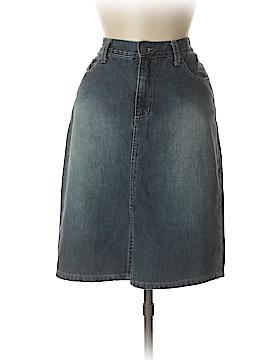 Guess Jeans Denim Skirt 28 Waist