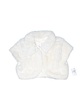 Justice Faux Fur Vest Size 12/14
