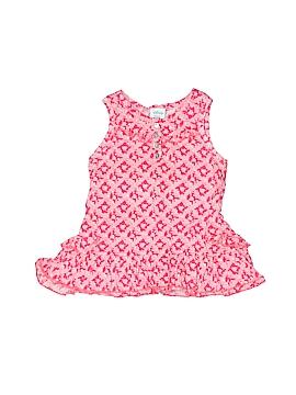 Disney Sleeveless Blouse Size 24 mo