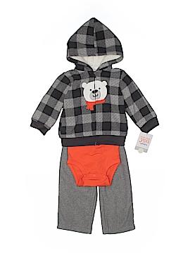 Just One You Fleece Jacket Size 12 mo