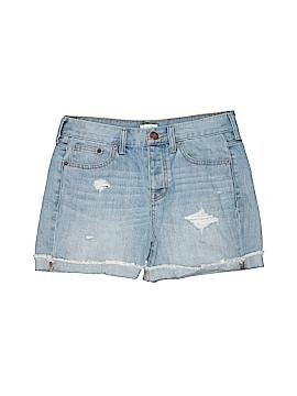J. Crew Factory Store Denim Shorts 25 Waist