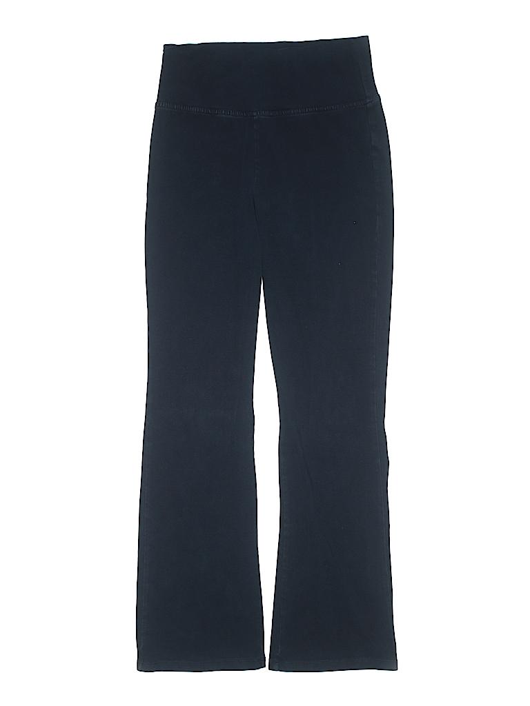 5d5ba521cb The Children's Place Solid Navy Blue Yoga Pants Size 12 - 66% off ...