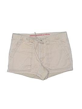 Abercrombie & Fitch Khaki Shorts Size M