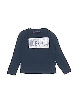Buffalo by David Bitton Long Sleeve T-Shirt Size 6
