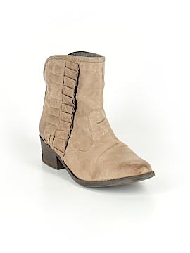 Betsey Johnson Boots Size 6 1/2