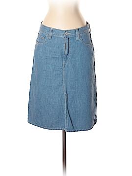 Gap Denim Skirt 27 Waist (Petite)