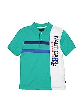 Nautica Short Sleeve Polo Size M (Infants)