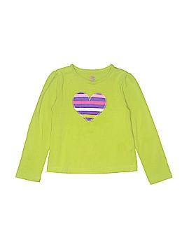 J. Khaki Long Sleeve T-Shirt Size 4T