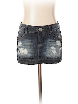 Guess Denim Skirt 24 Waist
