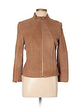 Rachelle Leather Jacket Size 10