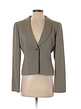 Linda Allard Ellen Tracy Wool Blazer Size 2