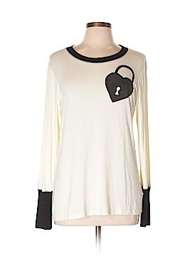 Catherine Malandrino Long Sleeve T-Shirt Size L
