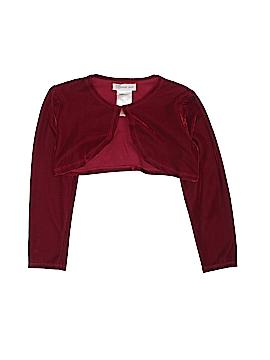 Bonnie Jean Shrug Size 6