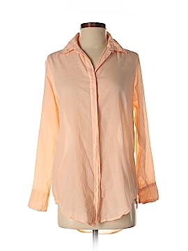 Sundry Long Sleeve Button-Down Shirt Size 0