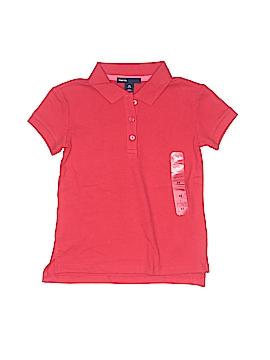 Gap Kids Short Sleeve Polo Size 4 - 5