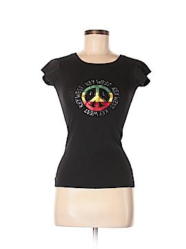 Basix Short Sleeve T-Shirt Size S