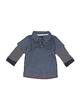 Quiksilver Long Sleeve Polo Size 18 mo