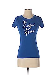 Hollister Women Short Sleeve T-Shirt Size S