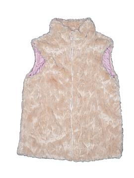 Yd Faux Fur Vest Size 12 - 13