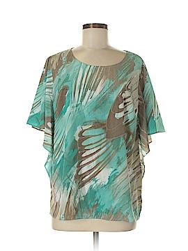 Valerie Stevens 3/4 Sleeve Blouse Size 8