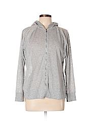 Style&Co Women Zip Up Hoodie Size L